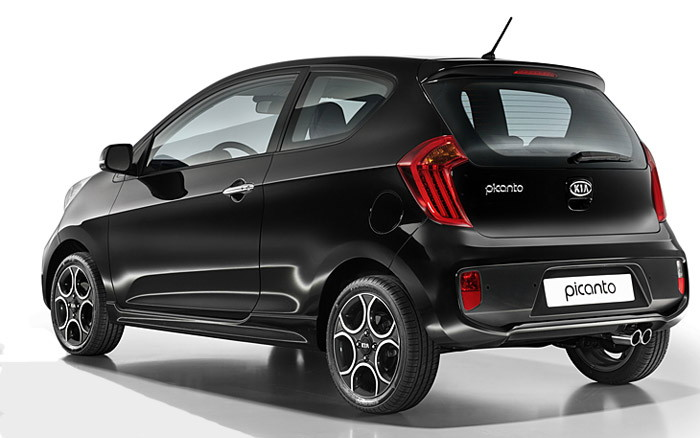 zdj cie samochodu kia picanto ii galeria samochod w portal auto era. Black Bedroom Furniture Sets. Home Design Ideas